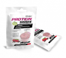 PROTEIN SHAKE with raspberry-chocolate flavour